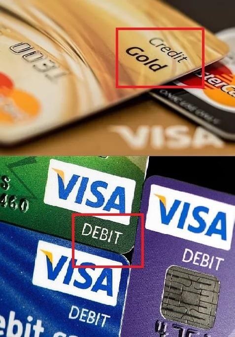 дебетовая или кредитная