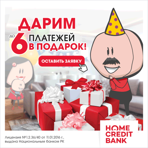 потребительский кредит home credit bank